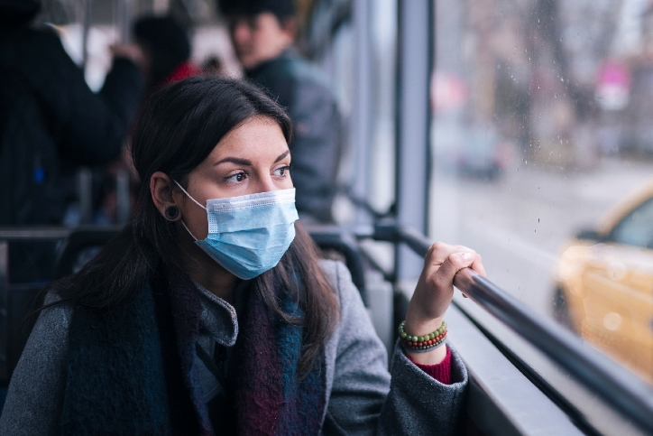 Recommendations regarding face masks
