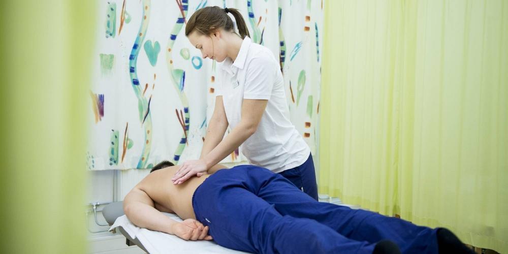 Behandlingstilbud ved Institutt for fysioterapi